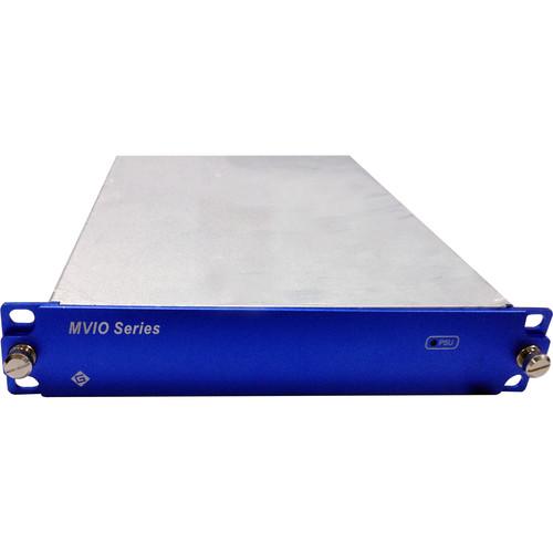 Gra-Vue MVIO DEC-4AUD Composite Video to SD-SDI Converter with Analog Audio Inputs