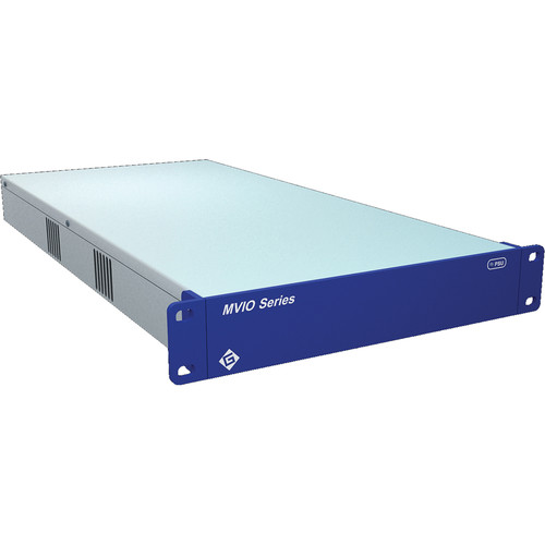 Gra-Vue MVIO XC-4AUD 4 Analog Audio Embedded HD-SD Cross Converter