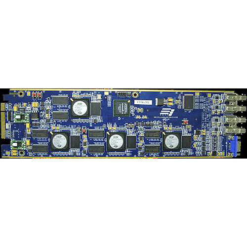 Gra-Vue MVS-HD Input Module/4-HD-Composite Video