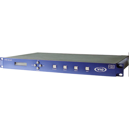 Gra-Vue GRVDHD120S VIO HD/SD-SDI Signal Solid Serial Delayer