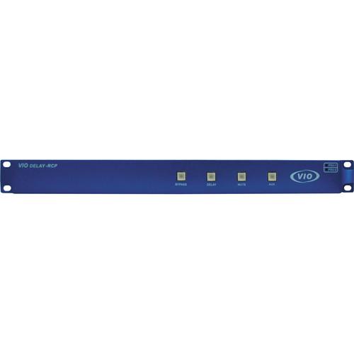 Gra-Vue Remote Control Panel for VIO Delay-X/XL (Standard, 1RU)