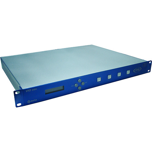Gra-Vue Dual Channel HD/SD-SDI Keyer Remote Control Panel
