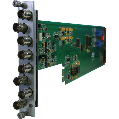 Gra-Vue XIO 9000VDA 1 x 7 Composite Video Distribution Amplifier