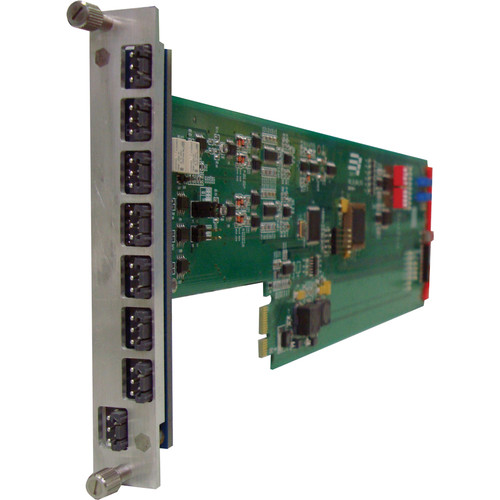 Gra-Vue XIO 9001ADA SD-SDI/ASI 2 x 6 Dual Analog Audio Distribution and Amplifier Card for a 3RU Frame