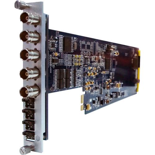 Gra-Vue XIO 9020EMB-4AUD SD-SDI /4-Channel Analog Audio Embedder/ 2-SD-SD1