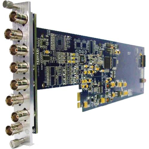 Gra-Vue SD-SDI to Composite Converter with Audio De-Embedding (3RU)