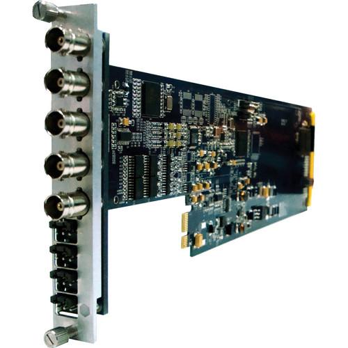 Gra-Vue XIO 9020ENC-4AUD SD-SDI to Dual Composite Video & Audio Converter