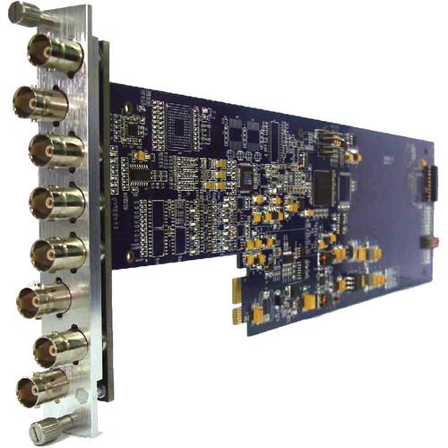 Gra-Vue XIO 9020ENC SD-SDI to 4 x Composite Video Converter Card with Loop Through