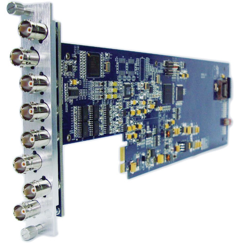 Gra-Vue SD-SDI to Composite Converter with Frame Sync (1RU)