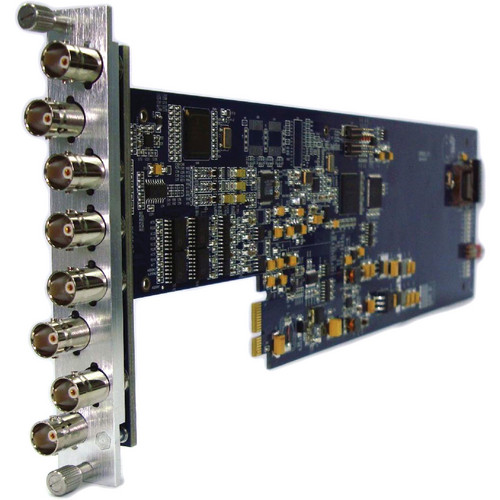 Gra-Vue XIO 9020ENS 1x4 SD-SDI to Composite Video Converter with Frame Sync