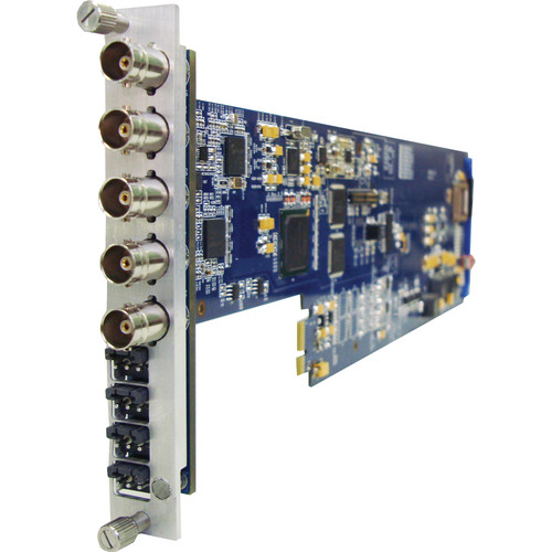 Gra-Vue XIO 9030HDEMB-2AES-1U 2-Channel AES Audio Embedder