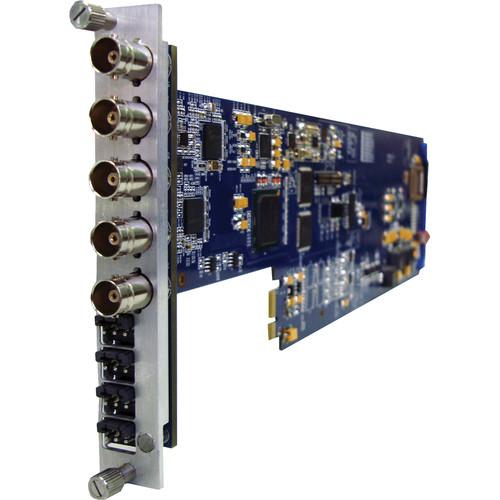 Gra-Vue XIO 9040UC-3U SDI Upconverter for XIO Rackmount Frame