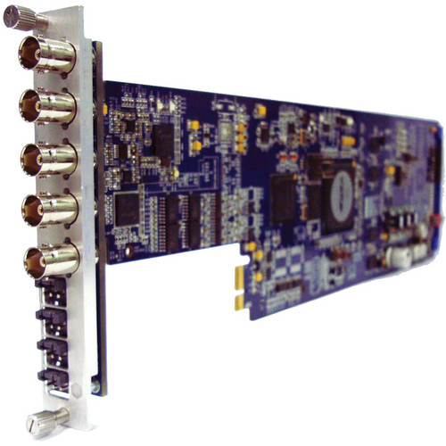 Gra-Vue XIO9040UC 1 x 2 SD-SDI to HD-SDI Upconverter & Distribution Amplifier with Frame Sync