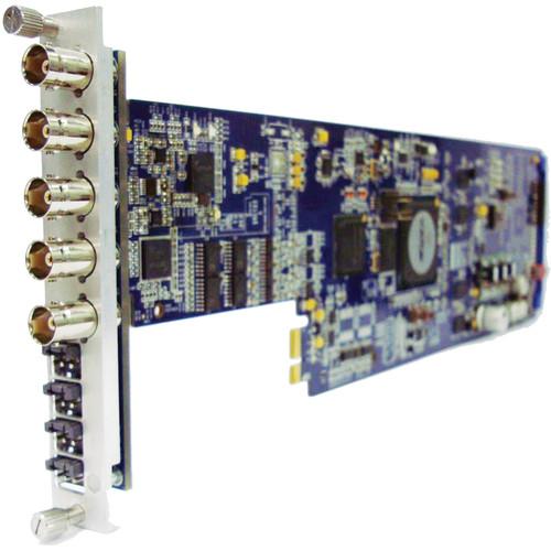 Gra-Vue XIO 9040VSD-HD-DC-1U SDI Downconverter for XIO Rackmount Frame