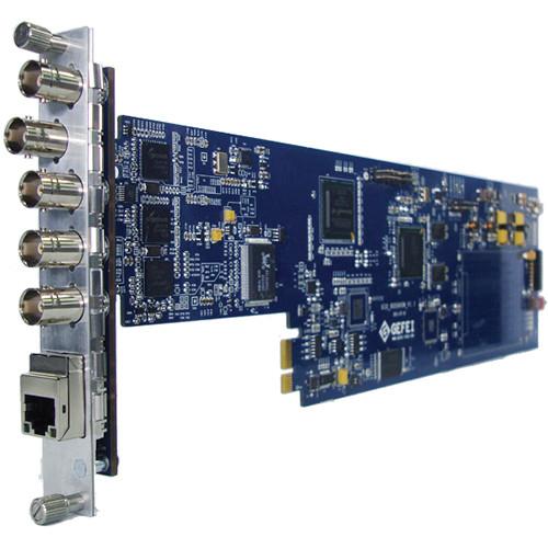 Gra-Vue XIO 9050HSM HD/SD-SDI Signal Monitor (1RU)