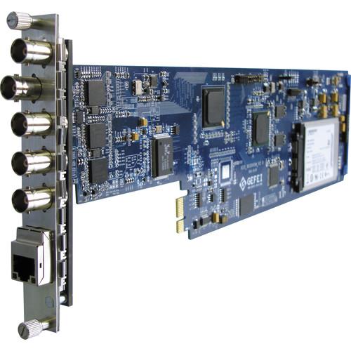 Gra-Vue XIO 9070CLIP HD/SD-SDI Clip Player (3RU)