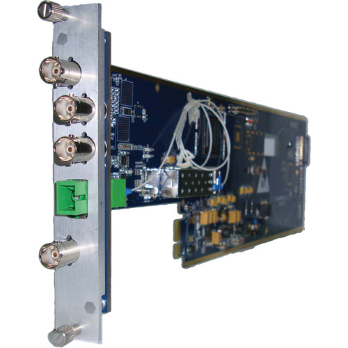 Gra-Vue XIO 9080HDEOP SDI to Fiber Receiver (1RU)