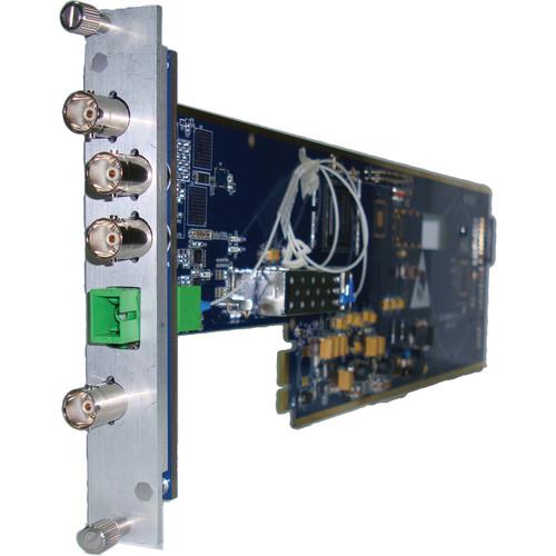 Gra-Vue XIO 9080HDEOP SDI to Fiber Transmitter (1RU)