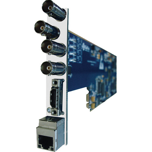 Gra-Vue XIO 9900MVS-OUT HD/SD-SDI Output Card for Multi-Viewer (1RU)