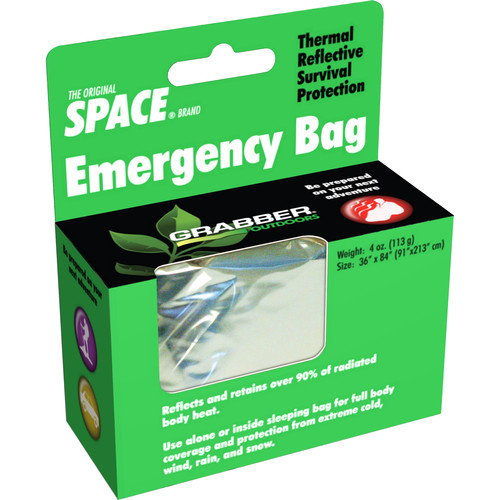 Grabber Space Emergency Bag (7 x 3')