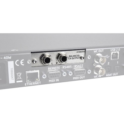 Grace Design Control Room Output Module for m108 Preamplifier