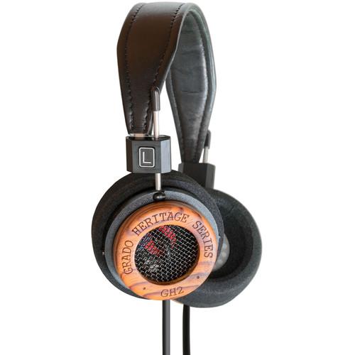 Grado GH2 Heritage Series Limited Edition Headphones