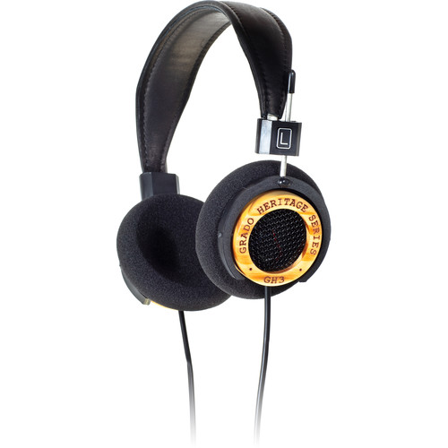 Grado Heritage Series GH3 Limited Edition Over-Ear Headphones