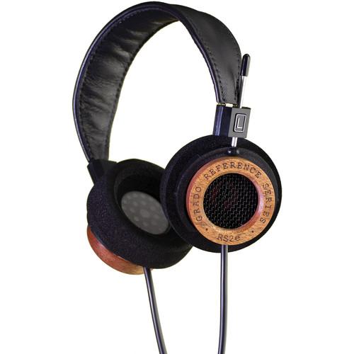 Grado RS2e Headphones (Black and Mahogany)