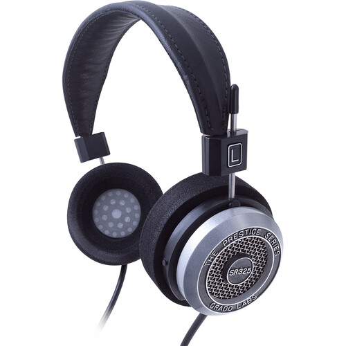Grado SR325e Headphones (Black)