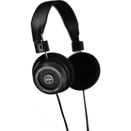 Grado Prestige Series SR80e Headphones (Black)