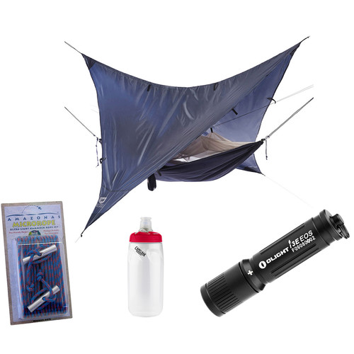 Grand Trunk Air Bivy Extreme Shelter Hammock Essentials Kit