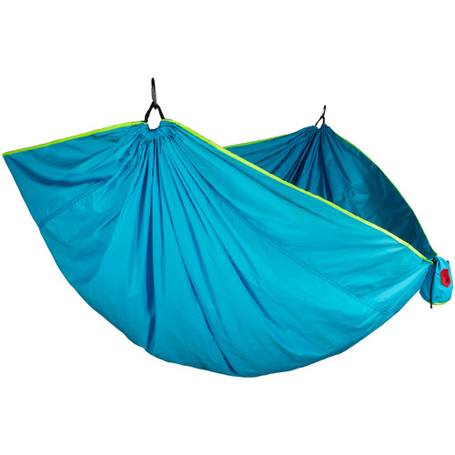 Grand Trunk OneMade Double Trunktech Hammock (Caribbean Blue)