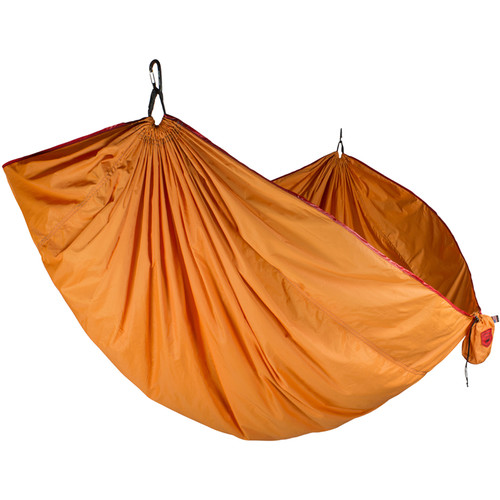 Grand Trunk OneMade Double Trunktech Hammock (Sunset Orange)