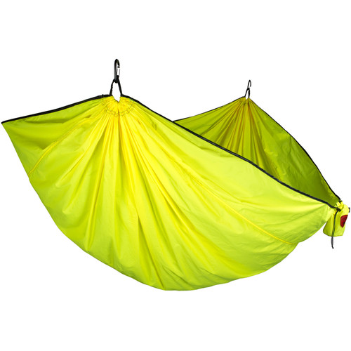 Grand Trunk OneMade Double Trunktech Hammock (Citrus Yellow)