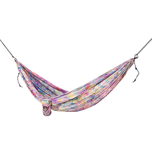 Grand Trunk Double Parachute Nylon Hammock (Tie-Dye)
