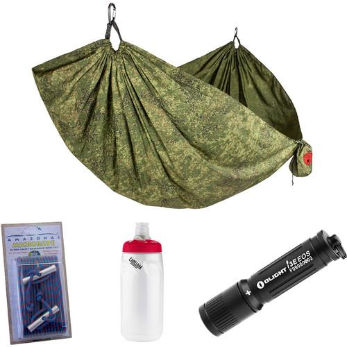 Grand Trunk Double Trunktech Hammock Essentials Kit (MARPAT Camo)