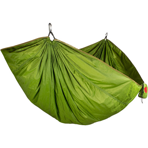 Grand Trunk Double Trunktech Hammock Essentials Kit (Moss Green)