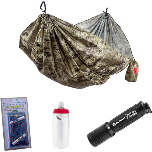 Grand Trunk Kryptek Hammock Essentials Kit (Highlander Camo)