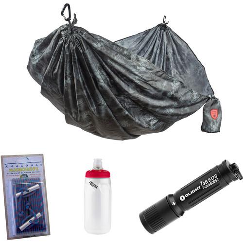 Grand Trunk Kryptek Hammock Essentials Kit (Typhoon Camo)