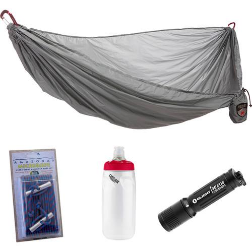 Grand Trunk Nano Hammock Essentials Kit (Gray)