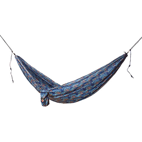 Grand Trunk Parachute Nylon Double Hammock Essentials Kit (Koi)