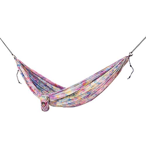 Grand Trunk Parachute Nylon Double Hammock Essentials Kit (Tie-Dye)