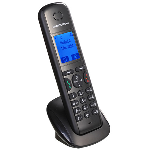 Grandstream Networks DP710 Dect Cordless IP Phone with Charger Unit