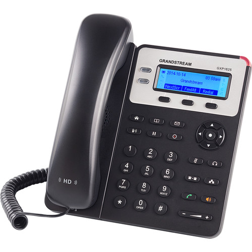 Grandstream Networks GXP1625 Small Business IP Phone with PoE