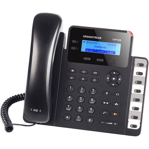 Grandstream Networks GXP1628 Small Business HD IP Phone with PoE