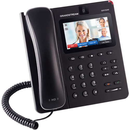 Grandstream Networks GXV3240 IP Multimedia Phone for Android