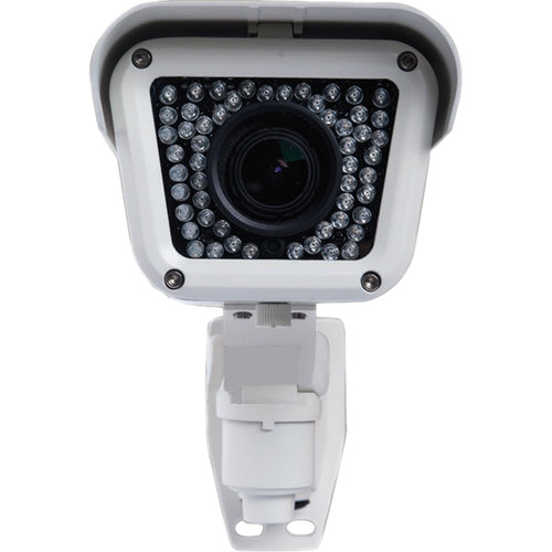 Grandstream Networks 3.1MP Varifocal Outdoor IP Box Camera with IR LEDs