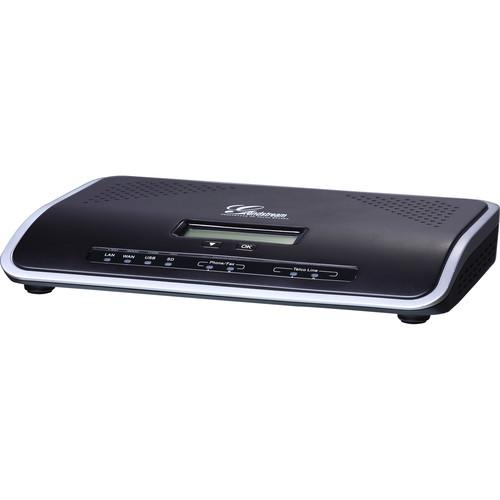 Grandstream Networks UCM6102 2 Port UCM6100 Series IP PBX Appliance