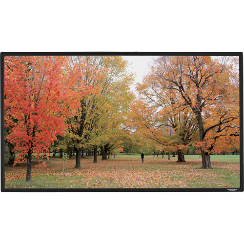"""GrandView Edge 45.1 x 80.2"""" Fixed Frame Projection Screen"""