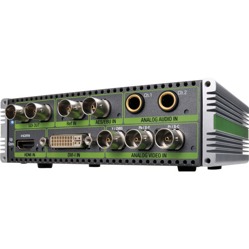 Grass Valley ADVC G1 Any In to SDI Multi-Functional Converter / Upconverter with Frame Sync